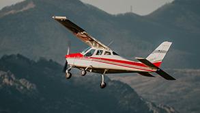 lezione pratica di volo con ultraleggero Sibarifly