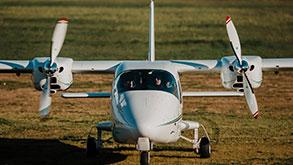 aereo biposto scuola di volo Sibarifly